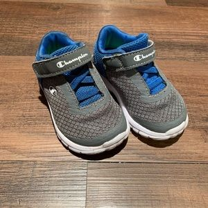 Toddler boy size 5 Champion Sneakers
